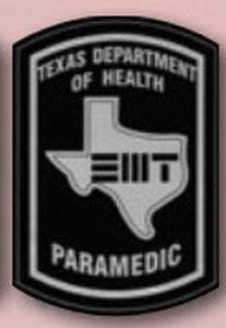 Decal Subdue EMT/Paramedic Texas-
