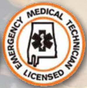 Decal Alabama Emergency-Premier Emblem