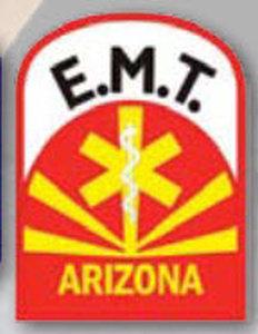 Decal Arizona EMT-