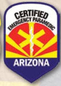 Decal Arizona Certified-