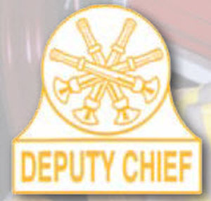 Decal Deputy Chief-Premier Emblem