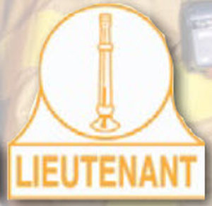 Decal Lieutenant-