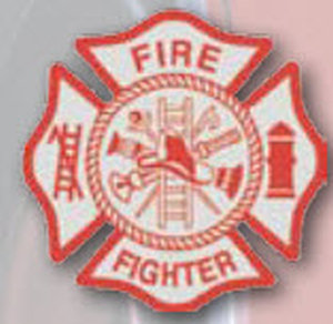 Decal Firefighter-Premier Emblem