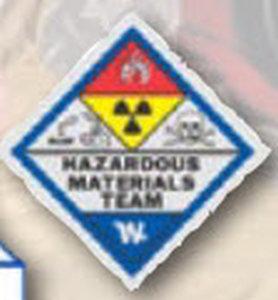 Decal Hazardous Materials-