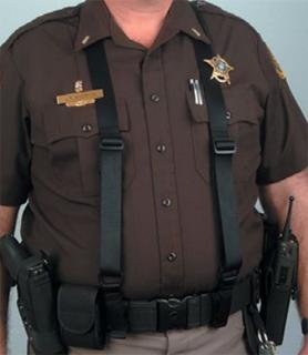 Duty Suspenders-Premier Emblem