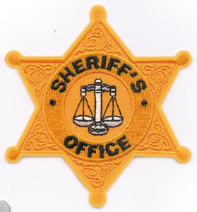 Sheriff's Office Star-