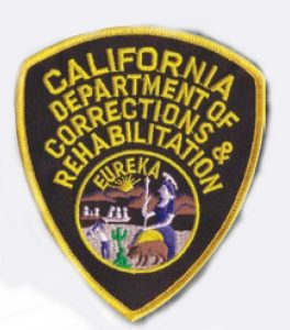 California Department of Corrections & Rehabilitation-Premier Emblem