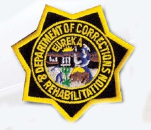 Eureka Department of Corrections & Rehabilitation-Premier Emblem