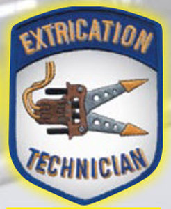 Extrication Technician Patch-