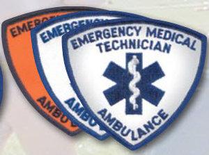 "3.75"" Staff Of Life Shield-"