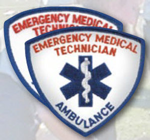 "3.5"" Staff Of Life Shield-Premier Emblem"