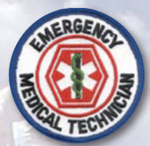 "3"" E.M.T. Circle-Premier Emblem"