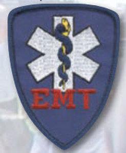 "2 7/8"" X 3 1/2"" EMT Shield-Premier Emblem"