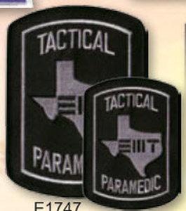 Texas Paramedic Patch-