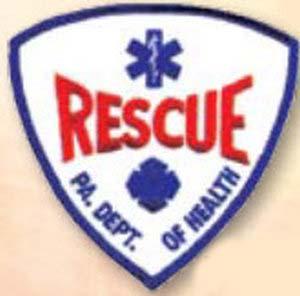 Pennsylvania Medical Emblems-