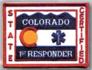 Colorado State Emblems-