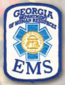 Georgia State Emblems and Rockers-Premier Emblem