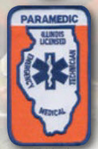 Illinois State Emblems and Rockers-