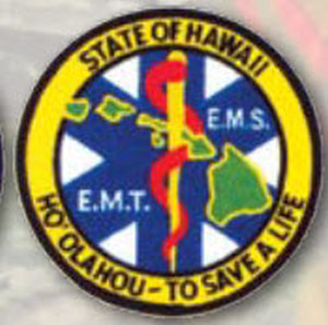 Hawaii State Emblems-Premier Emblem