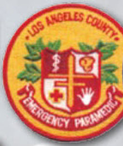 Los Angels State Emblems-