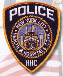 New York Police Dept.-Premier Emblem