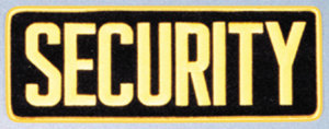 Security Emblems
