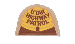 Official State Highway Patrol Emblem-