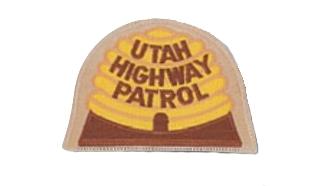 Official State Highway Patrol Emblem-Premier Emblem