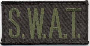 "2"" X 4"" SWAT Patch-"