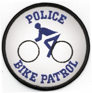 "3½"" Police Bike Patrol-Premier Emblem"