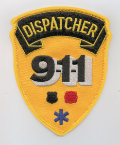 """3"""" Police Traffic Patches-"""