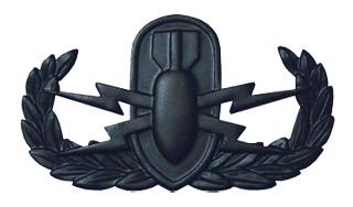 Explosive Ord Disposal-Premier Emblem