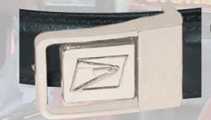 U.S. Postal Service Belt Buckle-
