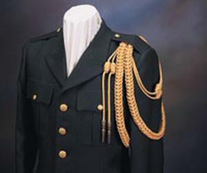 U.S. Army Bandsman's Aiguillette-