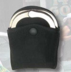 Nylon Open Top Cuff Case-Premier Emblem