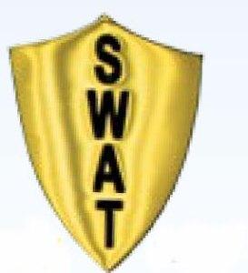 SWAT Shield-