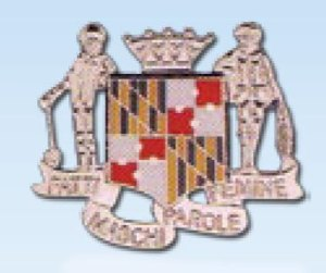 Maryland Coat of Arms Tie Bar-