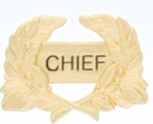 Chief with Wings-Premier Emblem