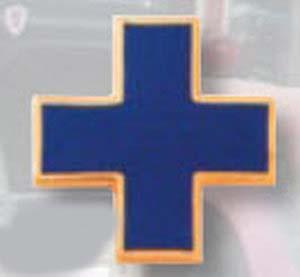 Fire/EMT Tie Tacs-