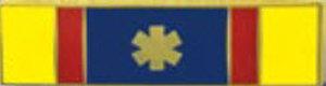 E.M.S. - 1 3/8 x 3/8-Premier Emblem
