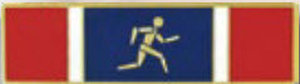 PHYSICAL FITNESS - 1 3/8 x 3/8-