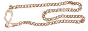 Link Chain Epaulet Whistle-