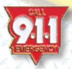 EMS And Fire Tie Tacs-Premier Emblem