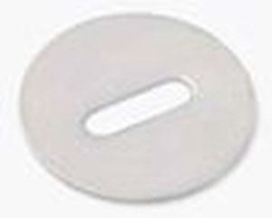 Slotted Button-
