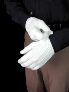 Nylon Stretch Gloves-