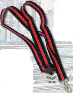 Lanyard-Premier Emblem