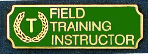 Field Training Instructor-