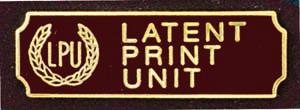 Latent Print Unit-