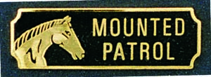 Mounted Patrol-