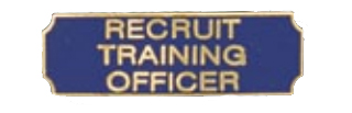 Recruit Training Officer-